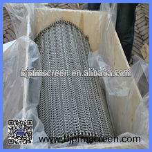 Wire Mesh Conveyor Belts for Baking, Drying, Filtering, Washing, Packing