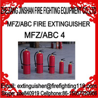 Manufacture NEW Arrival--Jinshan 0.5kg ABC dry powder portable car fire extinguisher