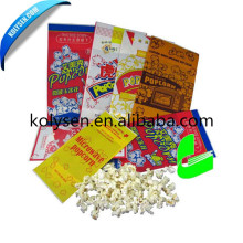 Reusable Microwavable Paper Popcorn Bag