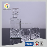 Hot Sale Glass Whisky Cups