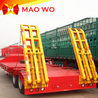 Large Loading Excavator Equipment Towing 2