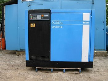 Broomwade Cyclon CompAir 6075N Air Compressor