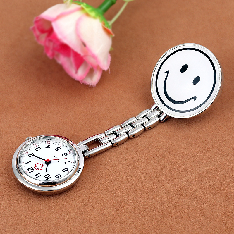Top quality wholesale nurse pin pocket watch
