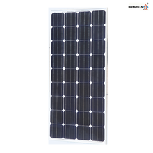 100w solar 100 watt monocrystalline solar panels in china