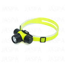 High quality XPE 3W LED DIVING HEADLAMP----IPX8!