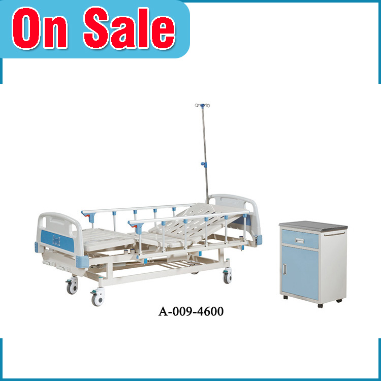 Factory wholesale custom manual nursing home beds
