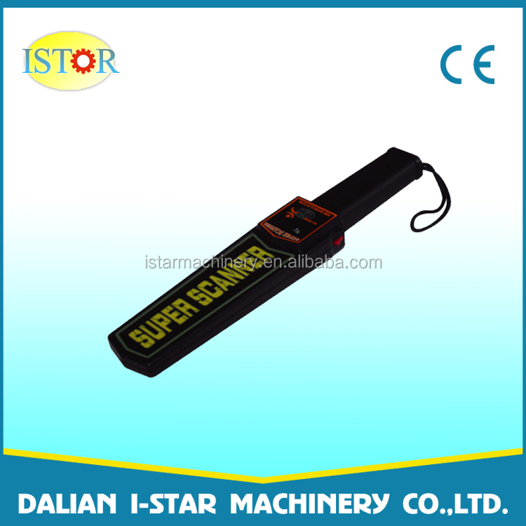 Airport safety check hand held metal detector price