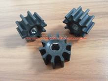 Stainless Steel Core Inserted Rubber Impeller