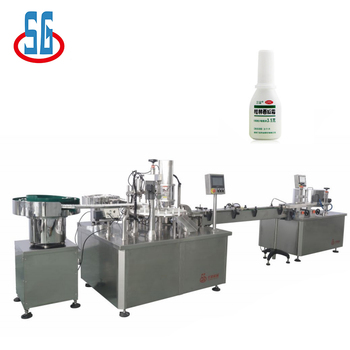 220V/50HZ 0.3-0.5MPa Pharmaceutical Powder Packing Machine