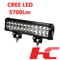 Double rows spot led light bar for exterior/square/outdoor/garden/stage lighting Spot or Flood LIGHT BAR