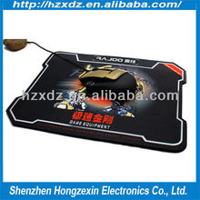 game mouse pad/mouse pad/leather mouse pad