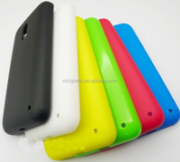 Battery door Back Cover Door Case + Side Button housing for Nokia Lumia 620 N620
