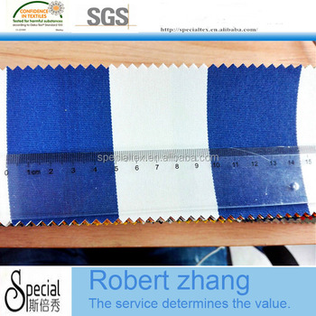 waterproof and UV Resistance acrylic outdoor fabric/acrylic coated fabric