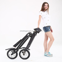 Horwin Slovenia koper port super pocket bike lehe k1 electric scooter 18kg with LCD display electric scooter K1