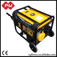 Factory wholesale 2~8kw small open frame silent portable generator