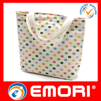 eco-friendly fabric foldable shopping bag