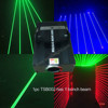 2017 Happy New Year mini laser stage lights projector, white laser lights pointer factory wholesale