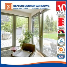 AS/NZ2208 standard soundproof tilt & turn cheap house windows for sale