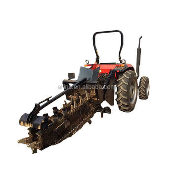 Factory directly sale high quality walk behind trencher