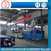 top quality plastic pp/pe stretching film extrusion line