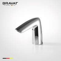 Automatic waterfall sensor faucet contemporary design easy to operation D661C