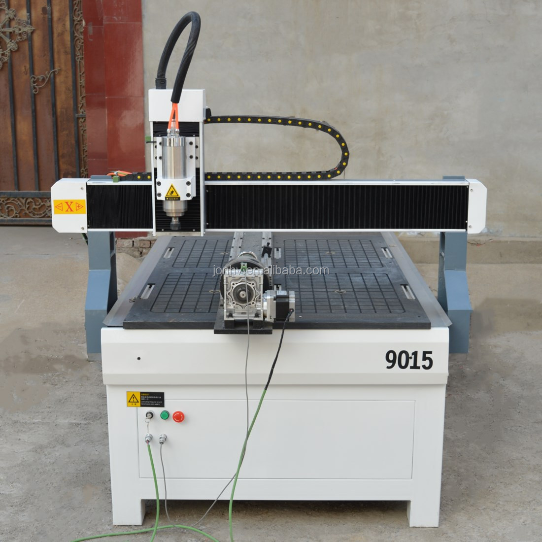 Manufacturer Supply Wood CNC Router Engraving Machine for Woodworking Furniture