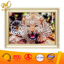 5D Diamond Embroidery Full Square Dill Round Diamond Mosaic Animals Home Decoration Paintings y125