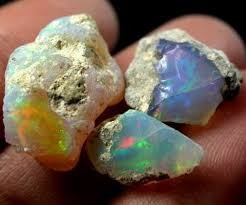 Ethiopia welo rough opal for sale