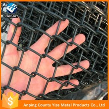 Professional iron bar with clamp security chain link fence