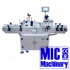Deft design and high accuracy automatic round labelling machine with reasonable price