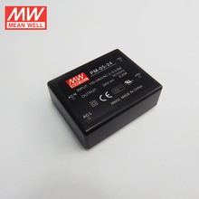 Mean Well 5W 24V On Board Type Module AC/DC Power Supply Medical Type 5W 24V 0-0.23A Single Output UL CUL CE CB PM-05-24