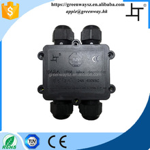 IP68 Plastic Underground Waterproof Electrical Connect Junction Box for Ligtings