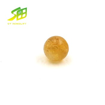 top quality round shape spinel Refill fetus loose gemstone