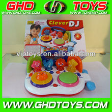 clever DJ musical instrument set for kids
