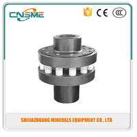 Pin Bush Coupling with Elastic Sleeve