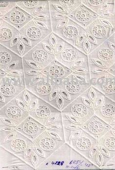 Cotton Dry Lace