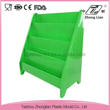 Professional manufacturer eco-friendly detachable kids bookshelf picture