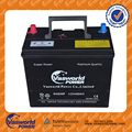 High Quality Maintenance free N40MF 12v40ah Taxi Car Battery