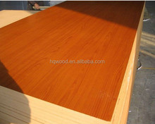 Factory Directly Sale (cherry and beech color) Melamine MDF Board