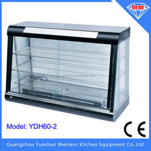new Hot selling cheap food warmer equipment for restaurants with CE