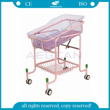AG-CB010 Adjustable plastic models in cots medical baby cribs