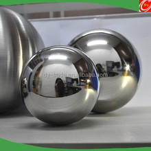 Quality Smooth Hollow Stainless Steel Ball Ornament
