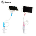 Baseus Leisure Series 360 Degree Rotation Phone Holder Lazy Flexible Long Arm Clip Cell Phone Mount Stand Holder 3-7.9'' Devices