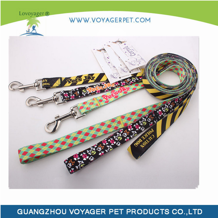 Lovoyager Professional dog show leads with CE certificate