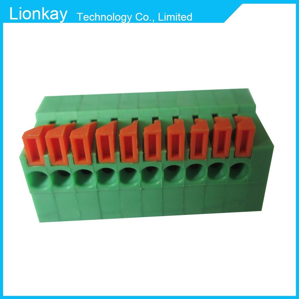 Electric cctv product type terminal blocks buy electric for Electric motor terminal blocks