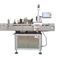 Automatic Labeling Machine For Rectangular Square