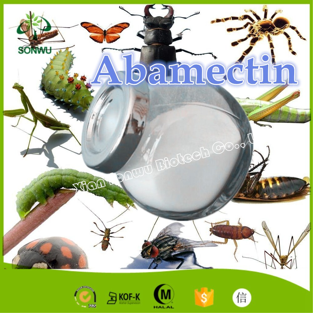Manufacturer provide High Purity insecticide /Abamectin/Pest control