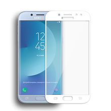 Full Cover Clear Tempered Glass Screen Protector 9H For Samsung Galaxy J530/J5 2017 EU