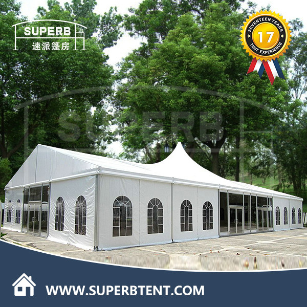 event party maruqee air conditioned wedding tent