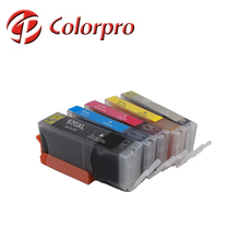 High capacity ink cartridge for canon pixma mg5750 PGI-570XL CLI-571XL show ink level chip